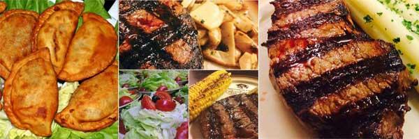 Speisekarte El Gaucho Steakhaus Köln