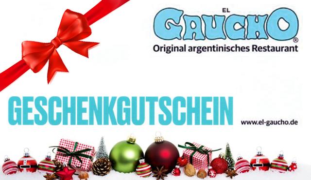 Geschenkgutscheine Restaurant
